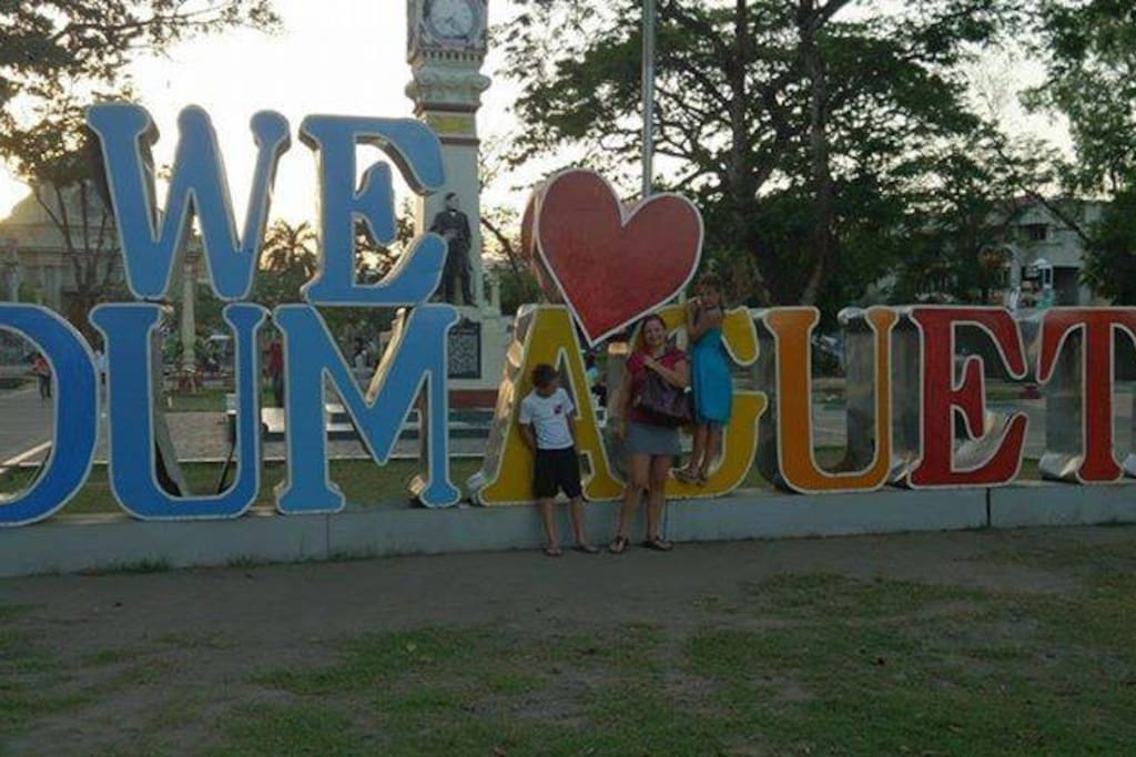 our place is just 19kms from Dumaguete