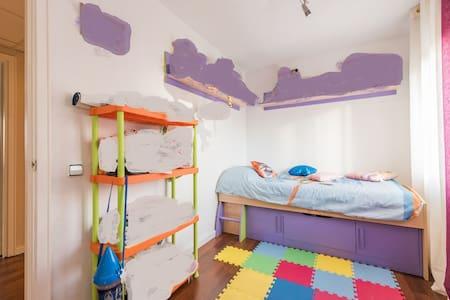 Habitación individual privada - Madrid - Bed & Breakfast