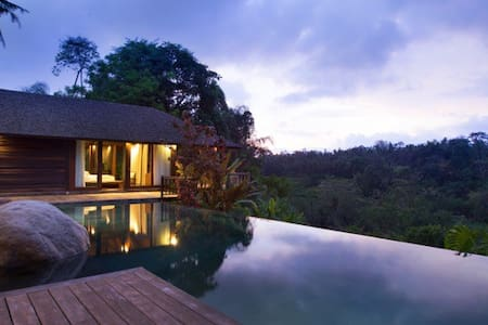Private Villa for 2 Pax @ Ubud