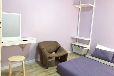 A-Double Room with Shared Bathroom - Wohnung