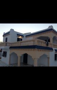Villa Lahmar. Zarzis/Tunisia - Ev