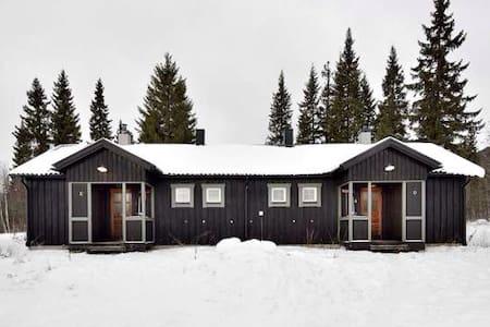 Cozy cabbin crosscontry & alpineski - Cottage