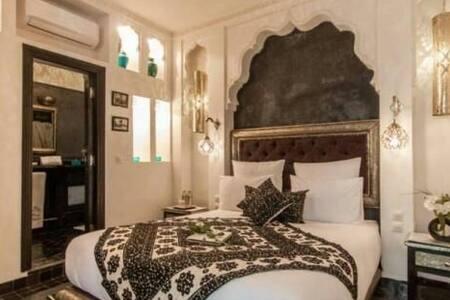 Deluxe Room Marrakech - Old Medina.