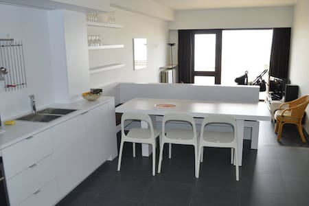 Bruges by the sea, Zeebrugge - Apartment