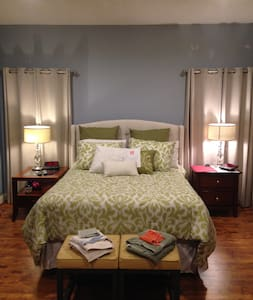 Master Suite in home