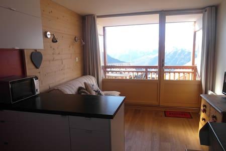 Studio VIEIL ALPE - 4 Personnes - Wohnung