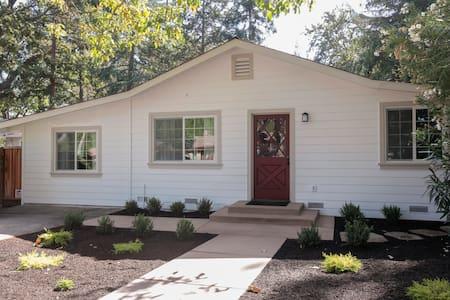 Quaint Cottage Getaway in SF Bay - Alamo - Hus