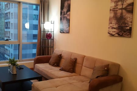 1 bedroom fully furnished in marina