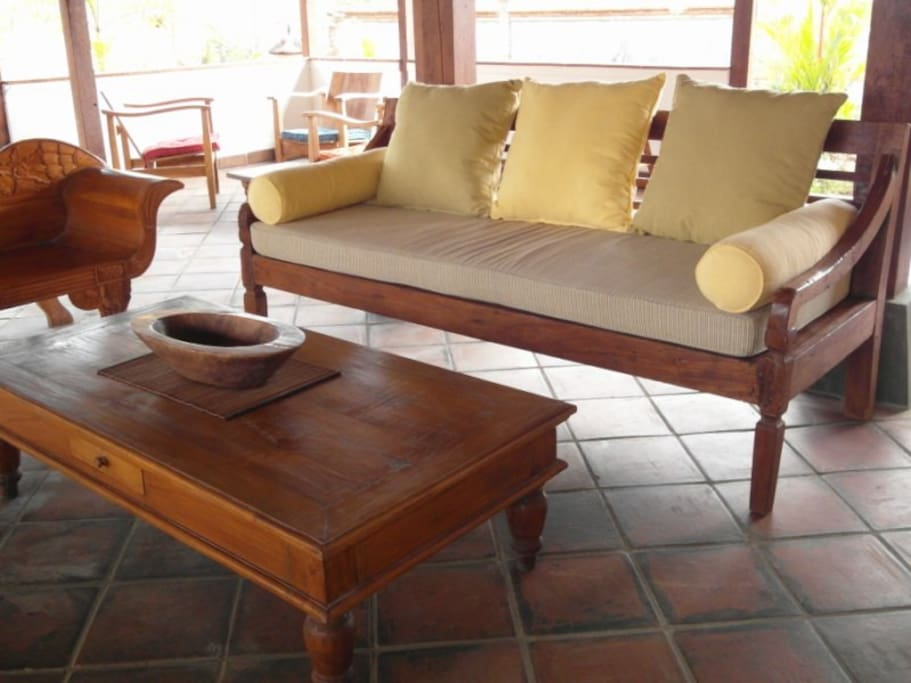 Villa Rumah-Sungaï