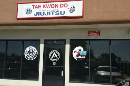 Martial Arts Kickboxing Fitness Gym - Diğer