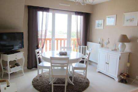 Appartement rénové front de mer - Langrune-sur-Mer - Apartment