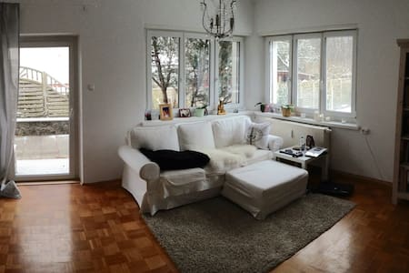 Cosy flat with garden in the center - Rosenheim - Apartment
