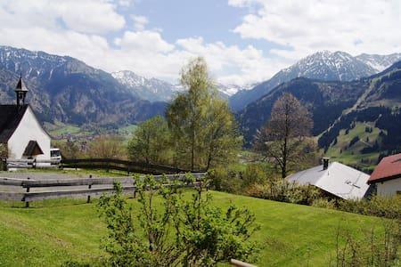 Breitenberg*** Berge auf Augenhőhe - Bad Hindelang - Lägenhet