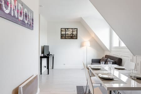 MODERN FLAT 4P : LOUISE MICHEL L.3 - Appartement