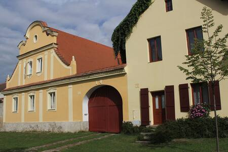 Relax in a historic peaceful house - House