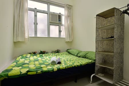 This comfortable studio is just 1 min away from Sai Ying Pun MTR Station which allows quick and ease travel through HK. Close to cheap eats and fancy restaurants, art, history and culture. The area is not touristy and feels like a real piece of HK.