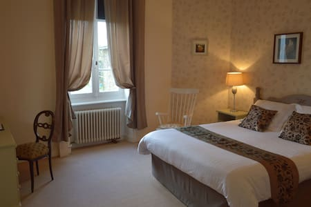 Cosy, clean rooms chez Sarah - Radhus