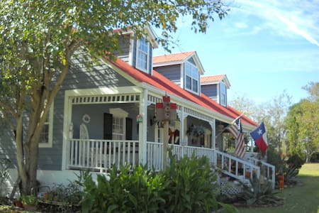 Myrtle Providence House- - Chappell Hill