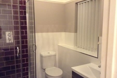 Lovely double room with en suite - Apartment