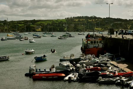 Number 1 Riverside. Schull Harbour. - Townhouse