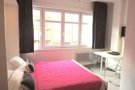 Renovated studio nearby the seaside - Knokke-Heist