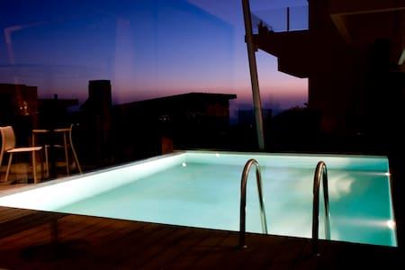 Romeo's Luxury OceanView pool villa, Golf nearby - Alcabideche - Villa