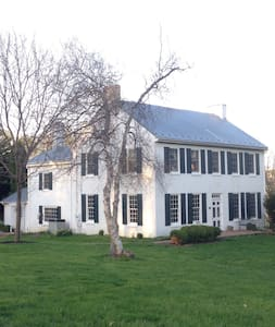 1809 Farmhouse in rural setting - Westminster