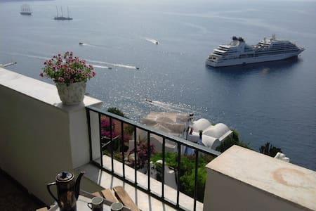 AMALFI  'SOLEMARE'  VISTA MARE APT - Amalfi