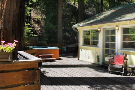 EASY DAYS Private, Walk2River, H/T - Guerneville - Ev