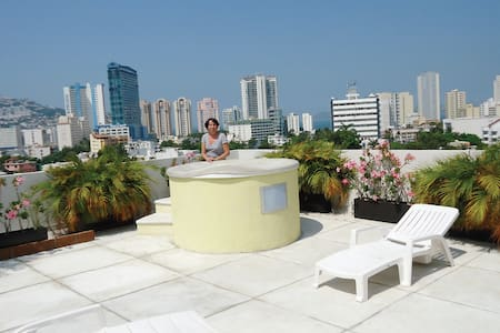 Beach Getaway in Acapulco! - Acapulco - Apartment