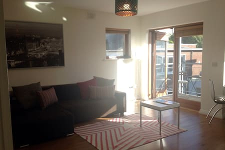 Dublin City Centre Apartment