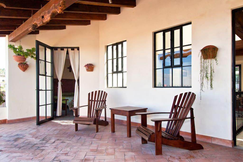 Villa Santiago in San Miguel MX