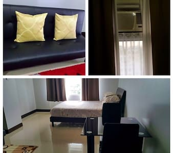 Convenient & Cozy Studio - Condominium