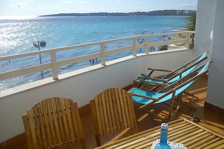 Lovely Apartment Terrace Sea View - Huoneisto