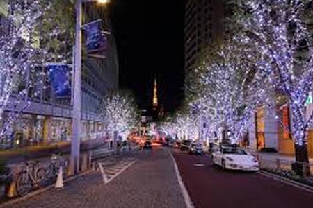 Great Location★Roppongi★Free Wifi