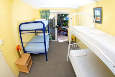 Bed in 4-share Dorm @ Backpackers - Other