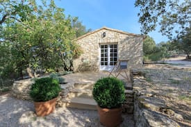 Picture of Gordes,bastidon (stone cottage),nature and comfort