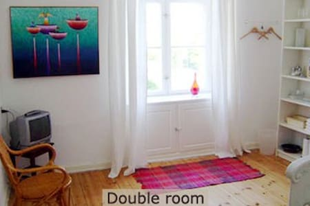 Nice large room on Vesterbro