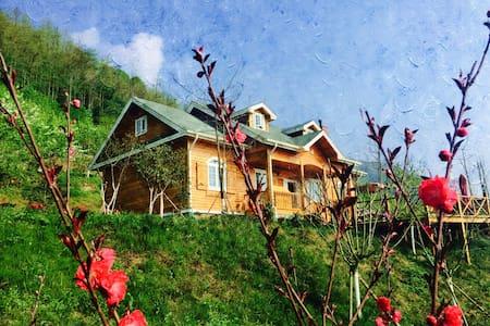 半山木屋别墅  The Mt wooden villa - Vila