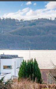 Villa med udsigt til Vejle fjord - House