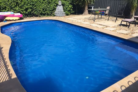 Great family home with pool - Shoalhaven Heads - House