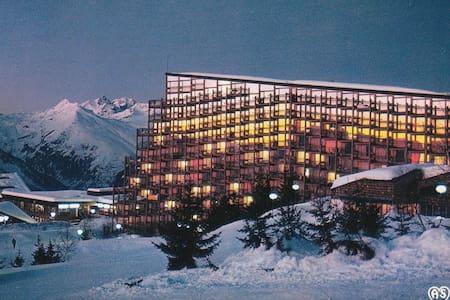 Ski appartment to rent in Arcs 1800