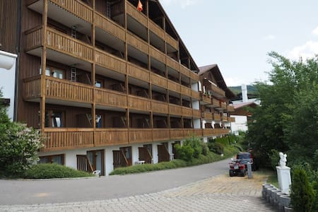 FeWo in Himmelreich! - Appartement