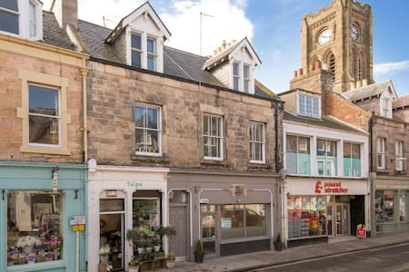 The Oystercatcher: Luxurious 6-bed - North Berwick - Apartment