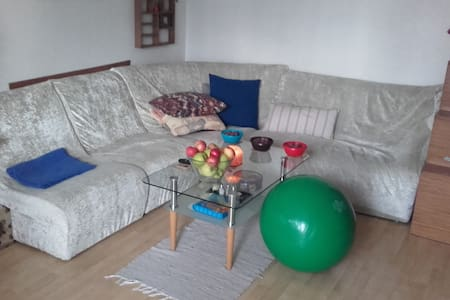 Dvoupokojový byt v Plzni - Plzeň