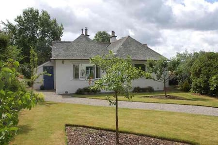 Glenhaven - Art Deco B&B - Saint John's Town of Dalry - Bed & Breakfast