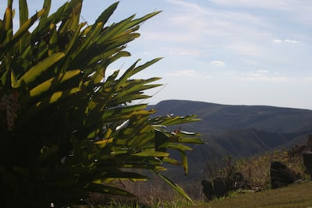 Sótão no meio das montanhas - Retiro das Pedras - Casa