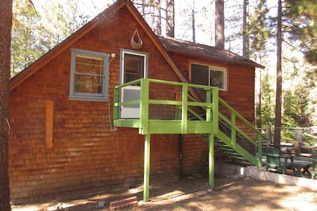 Wettlaufer Nesbitt Apartment - Idyllwild-Pine Cove - Apartment