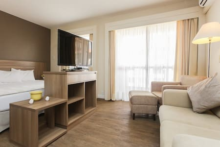 Flat by the lake - Lakeside Hotel - Brasília  - Apartment