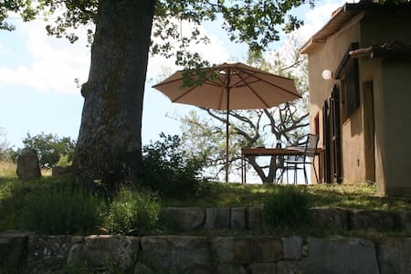 Cosy apartment in southern Tuscany - Cinigiano - Wohnung